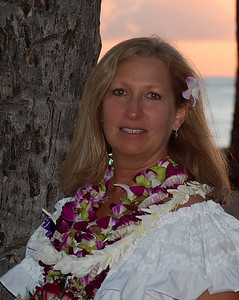 Robyn Mattia's Hawaiian Wedding Day