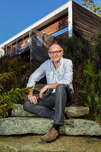 Augusto Rosa, Architect  Maine Home Design, The Architecture Issue, December 2013