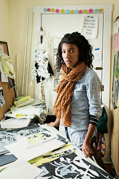 Edwidge Charlot, Artist