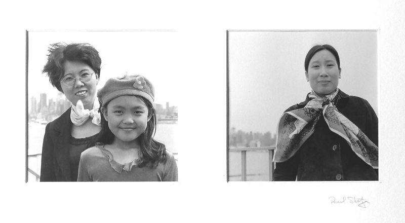 Yan & daughter  Xiao Chun   China   Weehawken  NJ