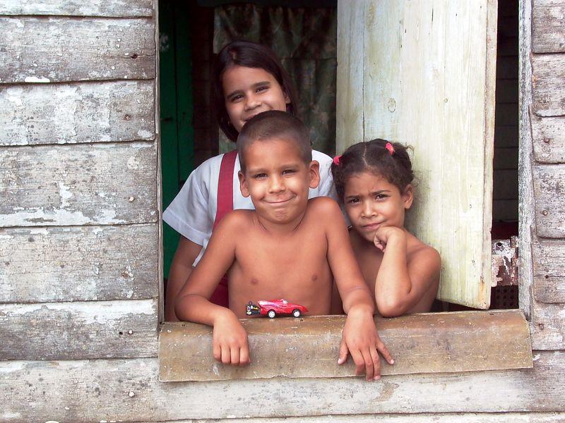 campesino family at ignaza
