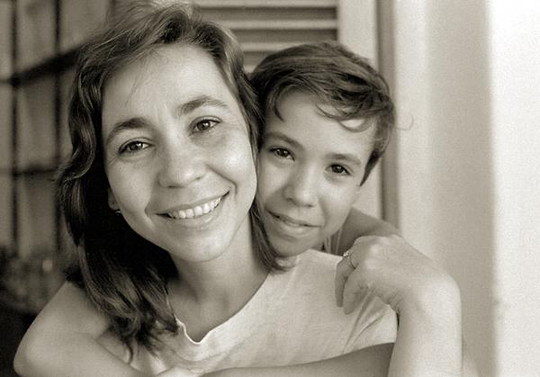 mother-&-son-Trinidad-