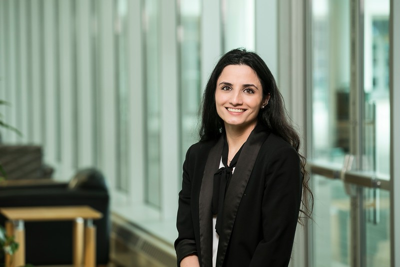 Arlington Open Call Feb. 2018, Shene Salih, Assistant Director of Graduate Admissions, Schar School of Policy and Government
