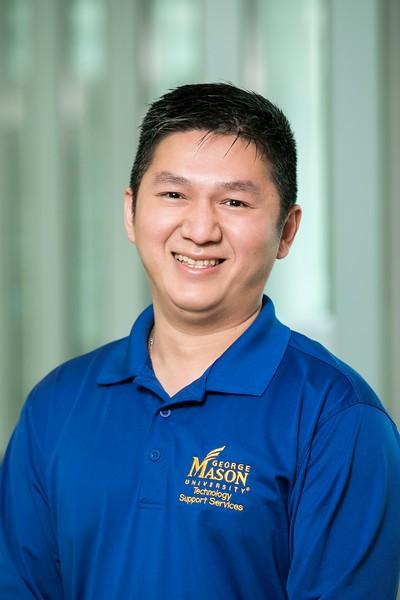 Arlington Open Call Feb. 2018, Thomas Zuo, Lead Technical Specialist, TSS Desktop - ARL, Information Technology Services