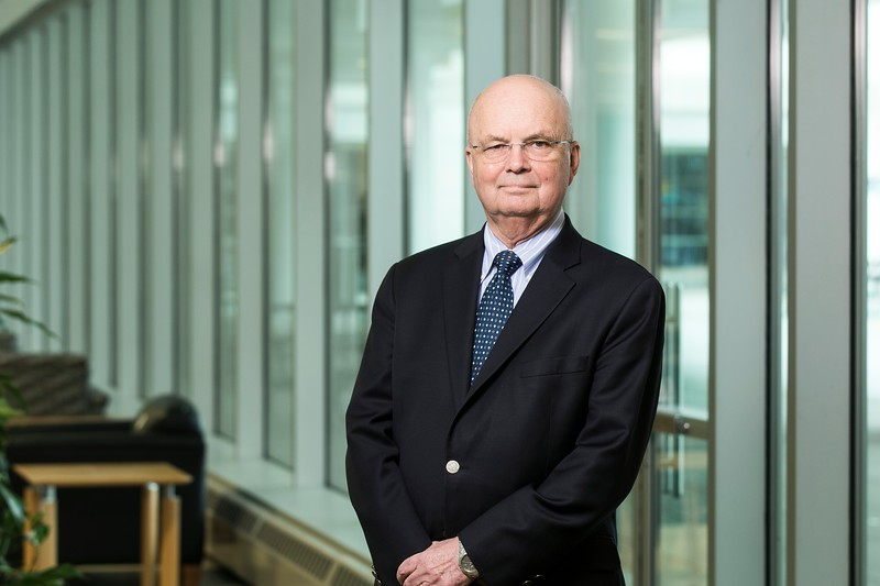 Arlington Open Call Feb. 2018, Michael Hayden, Distinguished Visiting Professor, Schar School of Policy and Government