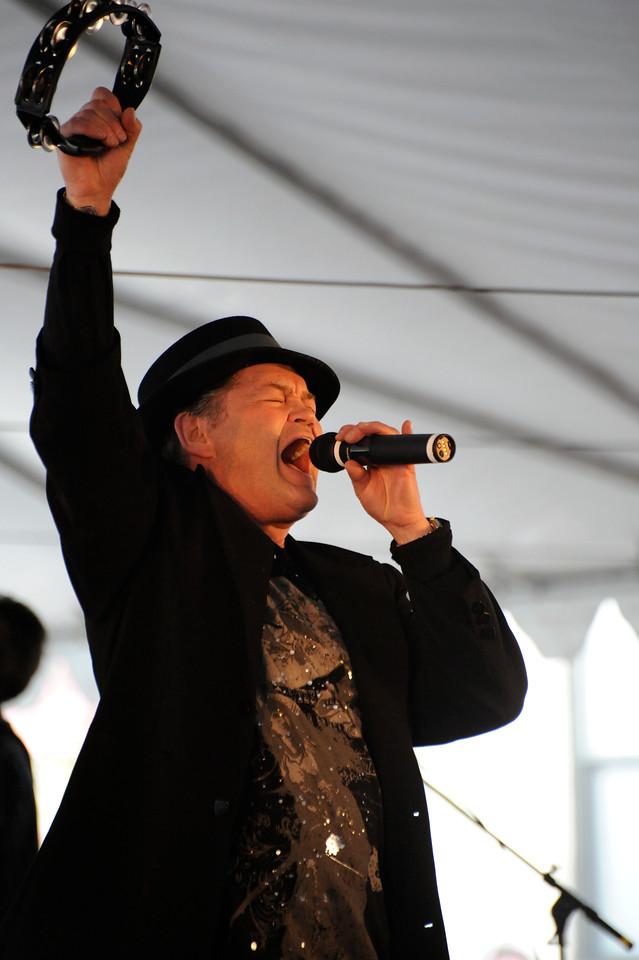 Mickey Dolenz at the 2008 Spring Hoboken Arts & Music Festival