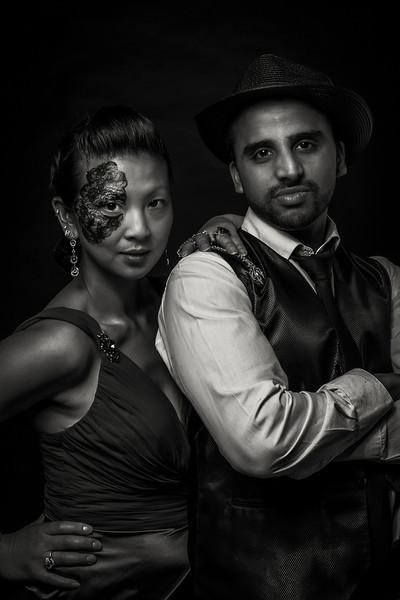 Bonnie & Clyde.