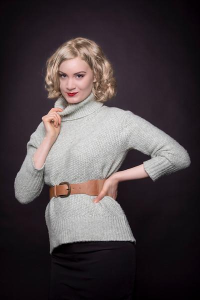 Miia as Marilyn