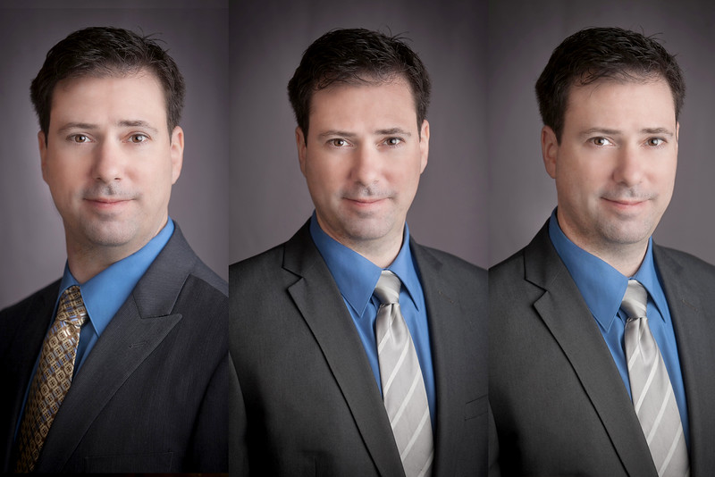 Executive Headshots in Studio NJ NY