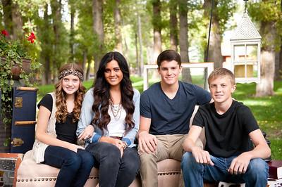 Gunnell Family