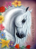"""SOLD - Pastel Paining - """"Flores"""""""