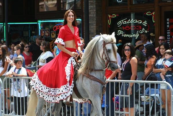 Personal Photos - Puerto Rican Parade 2008
