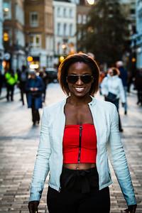 Kira Hamilton - London 2018
