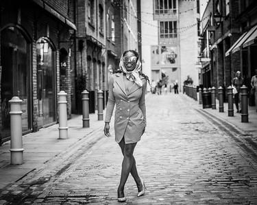 Shante James - London 2019