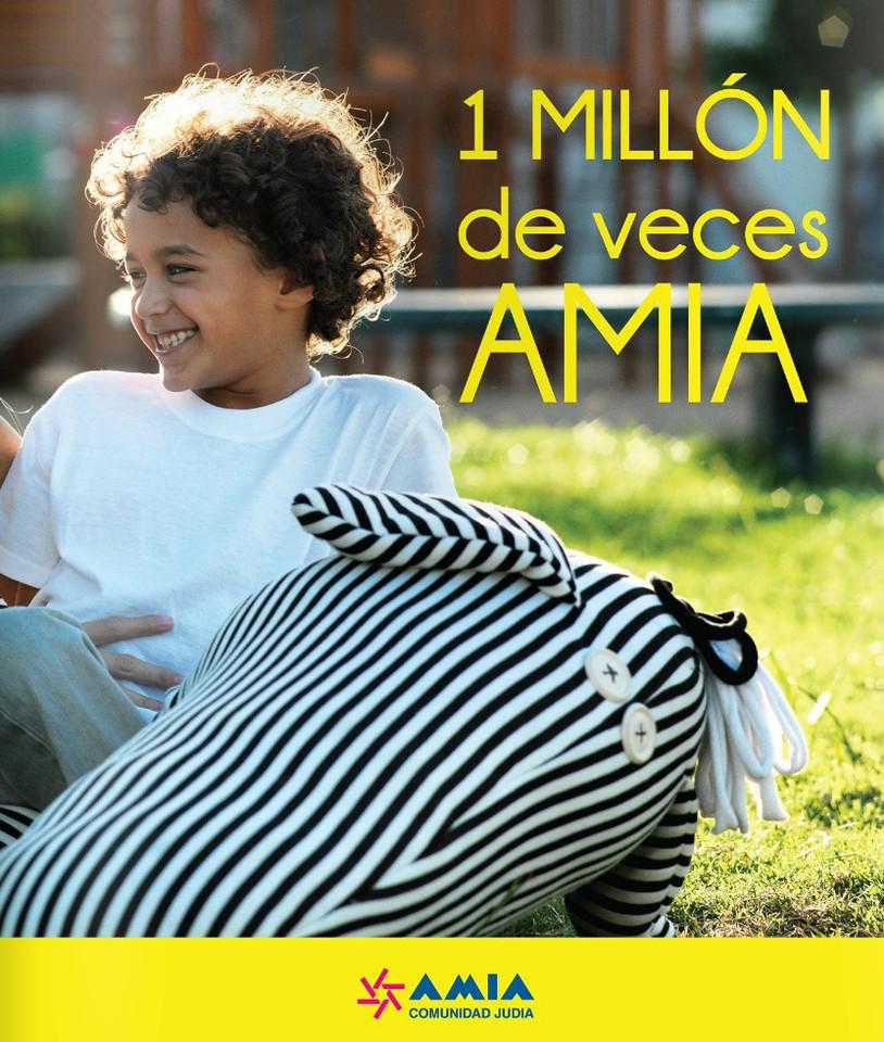 1.000.000 de veces AMIA