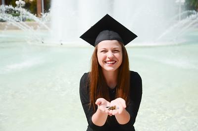 Ally - UCF Graduation