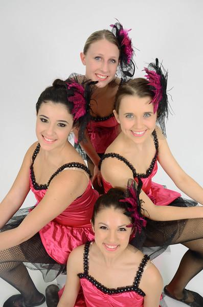Just Dance Recital Photos