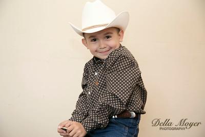 Leo is 5