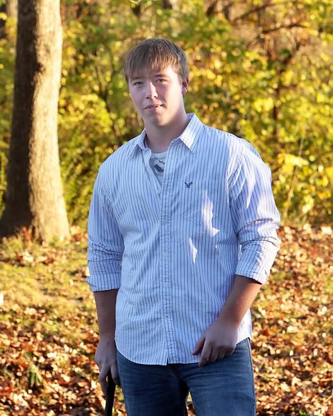 Austin Cowan - Senior 2010