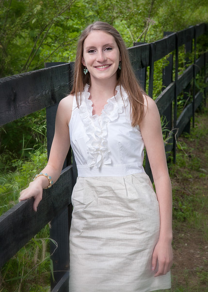 Olivia Robbins - GHS Senior 2013