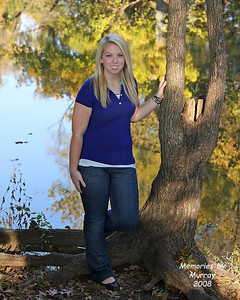 Shelby Nelson, Senior 2009, Casual Jeans, Drakes Creek 1
