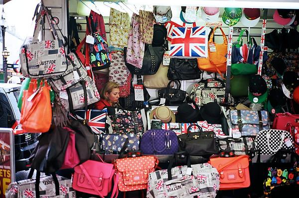 London Bag Lady   London UK