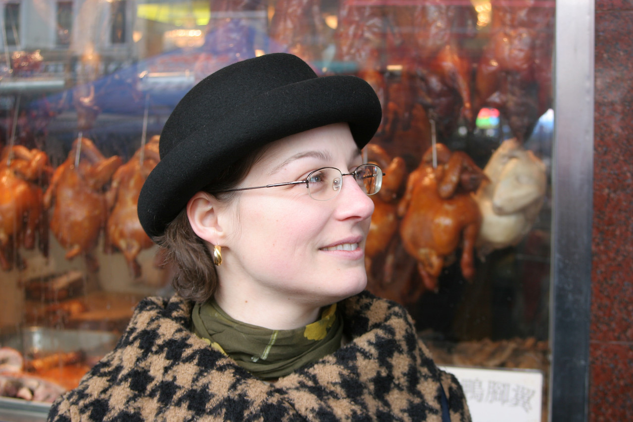 Vittoria w/ Dead Chickens, Canal Street 2006
