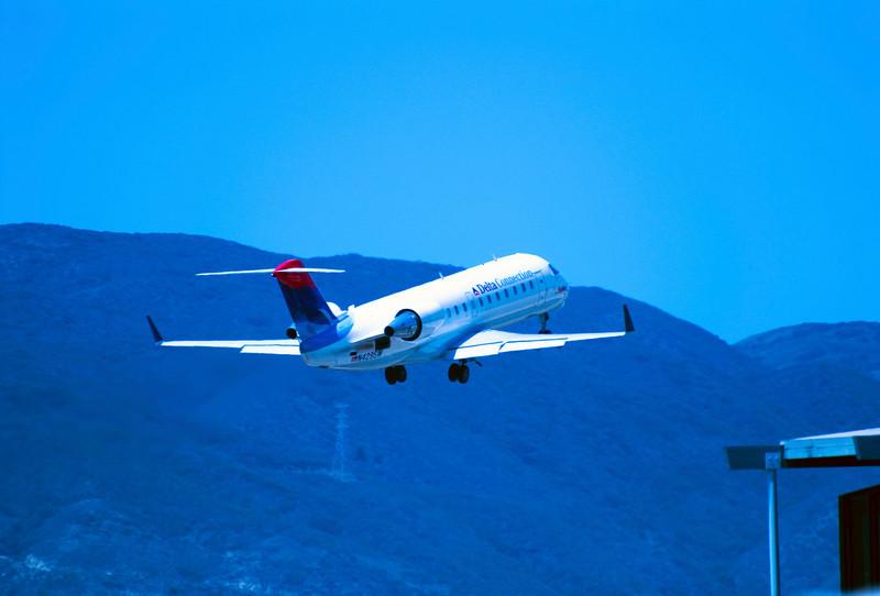 EMBRAER 135<br /> San Luis Obispo County Regional Airport, California