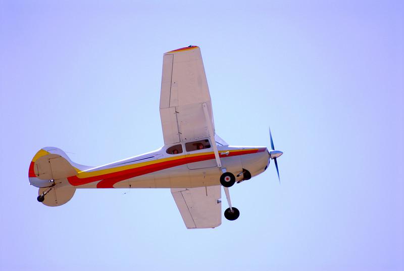 CESSNA 170<br /> San Luis Obispo County Regional Airport, California