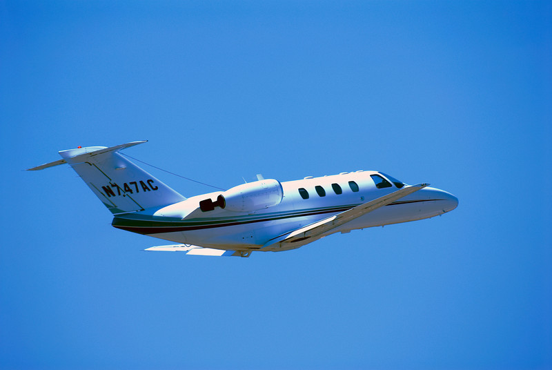 CESSNA 525 CITATIONJET<br /> San Luis Obispo County Regional Airport, California