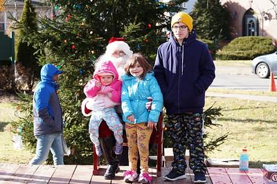 Santa In The Park 20199954