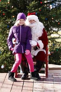 Santa In The Park 20199969