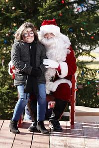 Santa In The Park 20199964