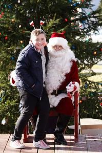 Santa In The Park 20199950