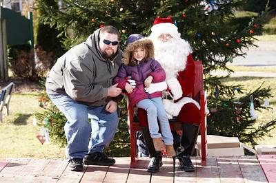 Santa In The Park 20199976