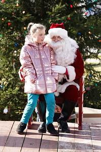 Santa In The Park 20199970