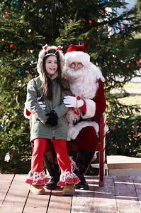 Santa In The Park 20199949