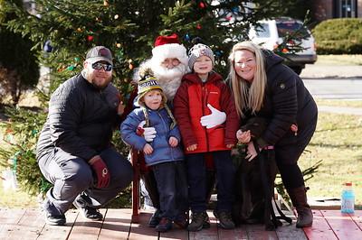 Santa In The Park 20199961