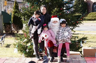 Santa In The Park 20199963