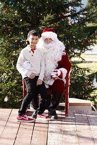 Santa In The Park 20199957