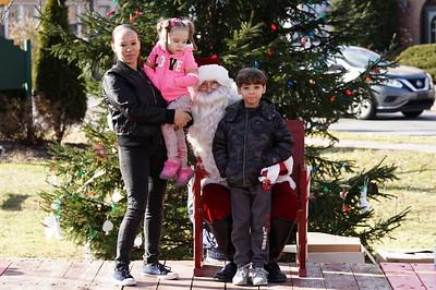 Santa In The Park 20199959