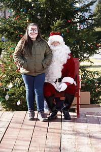 Santa In The Park 20199965