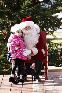 Santa In The Park 20199960