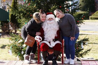 Santa In The Park 20199972