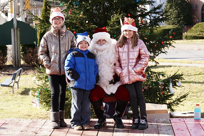 Santa In The Park 20199953