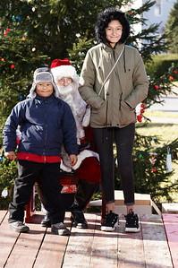 Santa In The Park 20199956