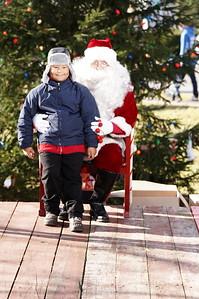 Santa In The Park 20199955
