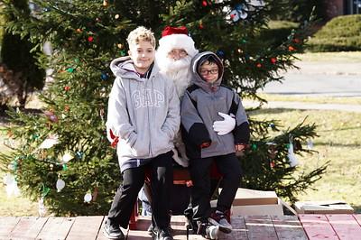 Santa In The Park 20199966
