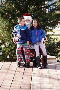Santa In The Park 20199973