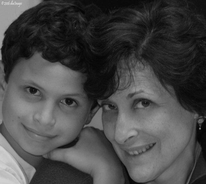 Elisha & Margie Autumn 2005